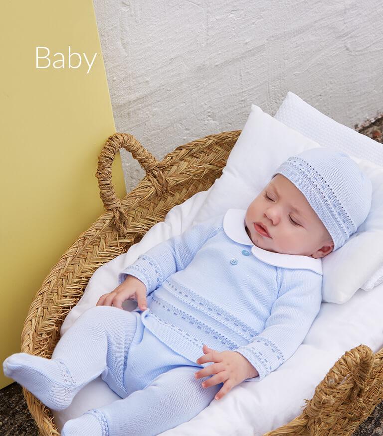 3b51ef0d053e5 Online Baby Clothes Store  Spain Brand  - PAZ Rodríguez